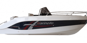 Lancha nueva Marinello Fisherman